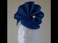 Esther Louise Millinery Shelly in Straw